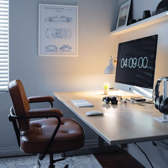 Come ricreare il tuo spazio-ufficio a casa